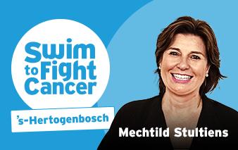Swim to Fight Cancer 's‑Hertogenbosch ‑ Mechtild Stultiens
