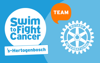 Swim to Fight Cancer 's‑Hertogenbosch ‑ Team Rotary